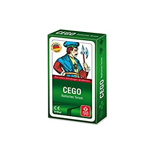 ASS Altenburger Spielkarten Ass Old Burger Playing Cards 70031 Cego