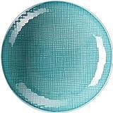 Rosenthal - Mesh Colours - Aqua - Teller Tief/Pastateller/Suppenteller - Ø 25 cm
