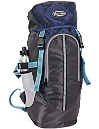 191e8fef5fc0e POLE STAR Hike Grey Rucksack Backpack Bag Trekking Hiking BAGPACK with RAIN  Cover