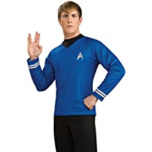 Rubbies - Disfraz de Star Trek para hombre, talla XL (887364XL)