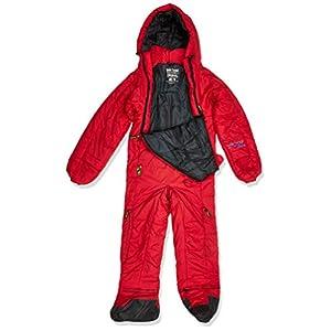 Selk'bag Unisex's Original 5G Sleeping Suit, Red Shelter, L