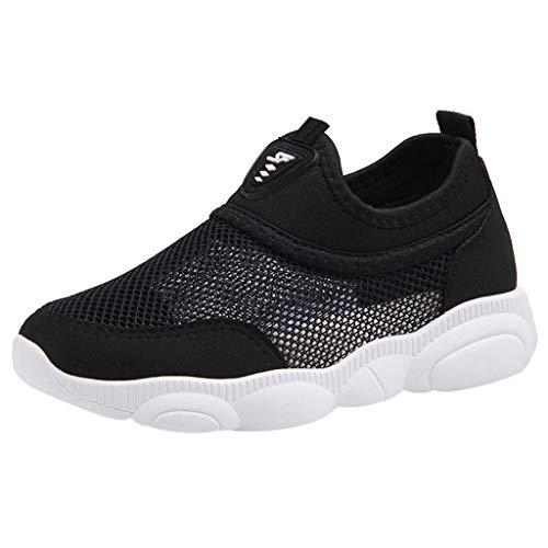 Pingtr - Unisex Babyschuhe Atmungsaktives Sportschuhe,Kinder Jungen und Mädchen Sportschuhe atmungsaktive Schuhe Mesh-Schuhe Laufschuhe für Kinder
