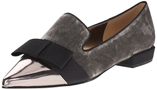nine-west-thunder-femmes-us-8-gris-chaussure-plate
