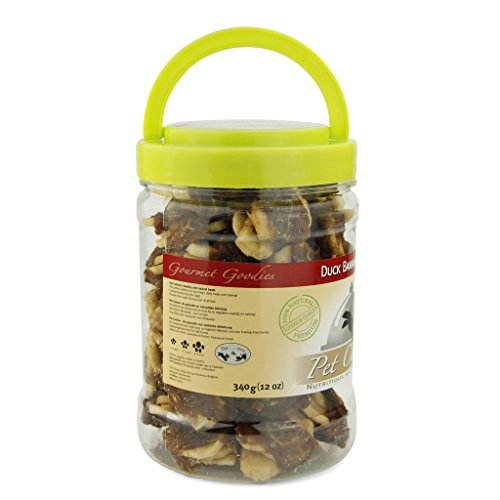 Pet-Cuisine-Natural-Dog-Treats-Puppy-Chews-Snacks-Duck-Banana-Wraps-Biscuits-340g