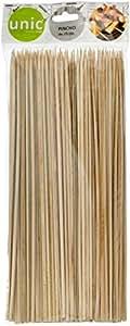 Unic Spieße von 25 cm, 100 Stück