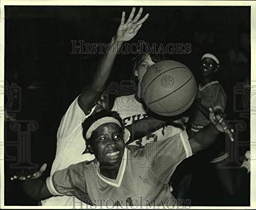 Vintage Photos 1985 Presse Photo Carver and Ehret Play Girls High School Basketball - Nos17018