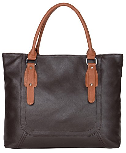Adisa Women\'s Handbag ( Coffee,Ad1019-Cof)