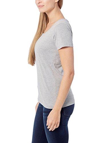 Berydale T-shirt pour femmes à encolure ronde, lot de 3 dans différentes couleurs Gris