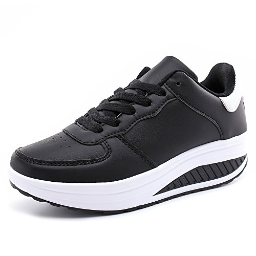 zhenghewyh Basket Femme Sport Chaussures Sneakers Filles Basses Multisports  Outdoor (CN 41  EU 40 70436ef26ea