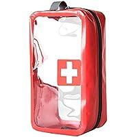 Rowentauk Waterproof Medical First Aid Kit Transparente Aufbewahrungstasche für Pill Reise Wohnaccessoires preisvergleich bei billige-tabletten.eu
