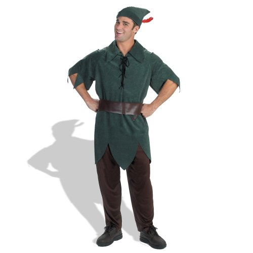y dress costume Standard (Peter Pan Halloween Kostüm)