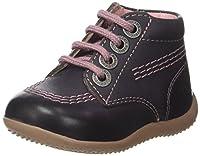 Certamente l' ammiraglia del marchio, scoprite questo modello Kickers Billy viola scuro 50914010142, scarponcini.