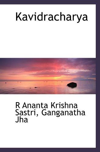 Kavidracharya