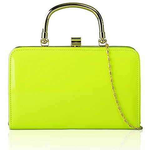 Xardi London , Pochettes femme - Jaune - jaune fluo, M
