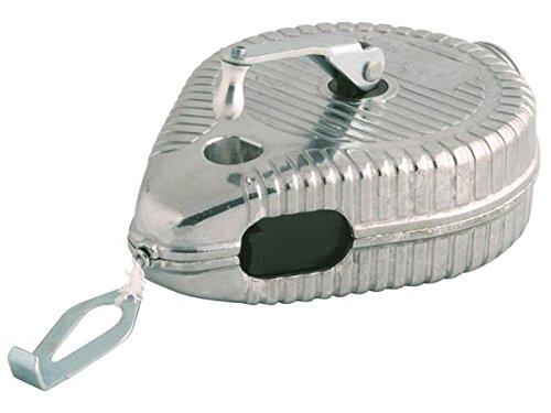Defi DF105 Aluminium Schlagschnur, 30 m Länge, 100 g Gewicht