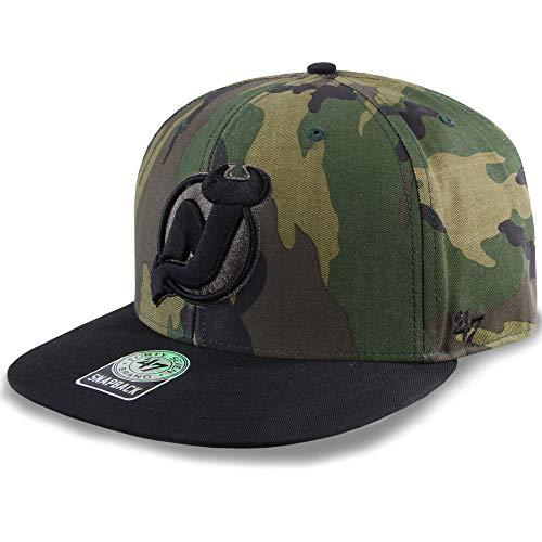47 Brand Snapback Cap New Jersey Devils #18 -