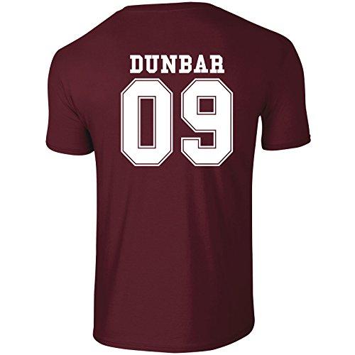Beacon Hills Lacrosse T-SHIRT Wolf 09 Teen Dunbar S-2XL - Medium - Dunbar 09 T-shirts Für Teens