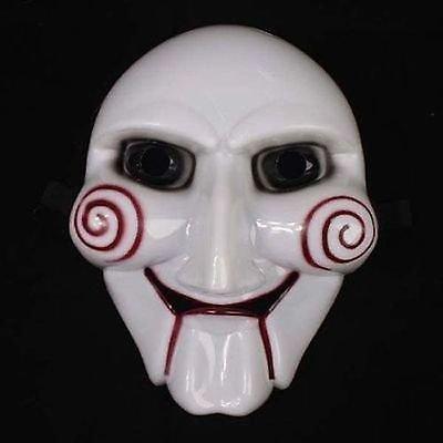 Mascara de Saw disfraces carnaval Halloween careta antifaz de la película Saw