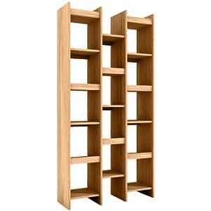 Ethnicraft 50774 mOZAIC étagère en bois de chêne