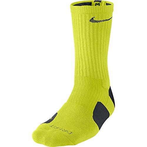 Nike Crew Socks Elite Basketball, Mehrfarbig, M, SX3629-300 (Nike Elite Kinder-basketball-socken)