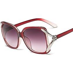 Aierwish Damen Neue Große Schachtel UV-Schutz Sonnenbrille Mit Brillenbox (6)