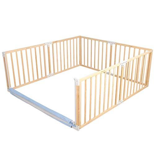 JIMI-I Baby Playpen Kids Centro de Actividades de Seguridad Patio de Juegos Hogar Interior Exterior (Dos tamaños Opcionales) (Tamaño : 120 * 180 * 76cm)