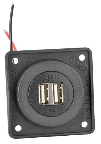 Berker Integro Doppel-USB Ladesteckdose SB