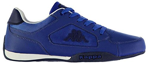 Kappa , Baskets mode pour homme Blue Royal/Navy