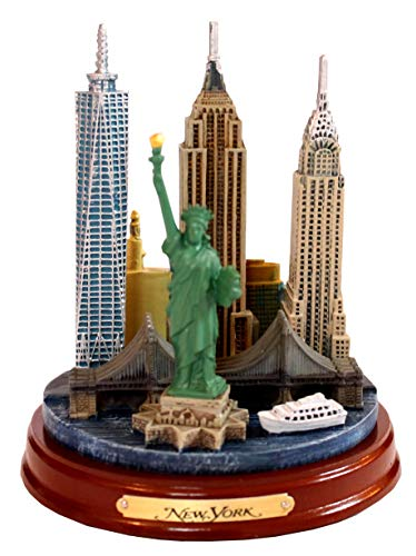 GRACE ORCHID New York Monumente Souvenir Geschenkständer -