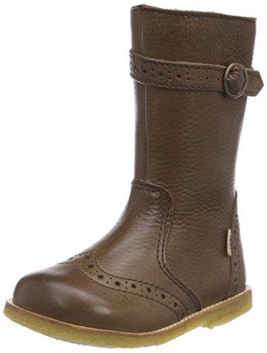 Bisgaard Mädchen 60533218 Hohe Stiefel, Braun (304 Brown), 35 EU