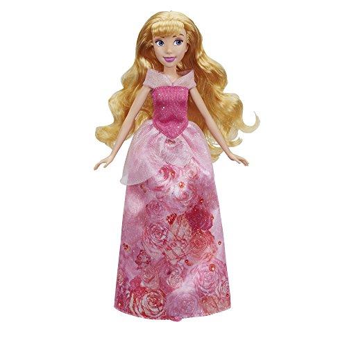 Hasbro Disney Prinzessin E0278ES2 Schimmerglanz Aurora, Puppe