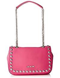 Love Moschino - Moschino, Shoppers y bolsos de hombro Mujer, Pink (Fuchsia), 10x17x30 cm (B x H T)