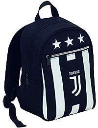 bf30ecf6bf Zaino small - JUVENTUS - Bianco Nero - prodotto ufficiale - 10 LT - Scuola e