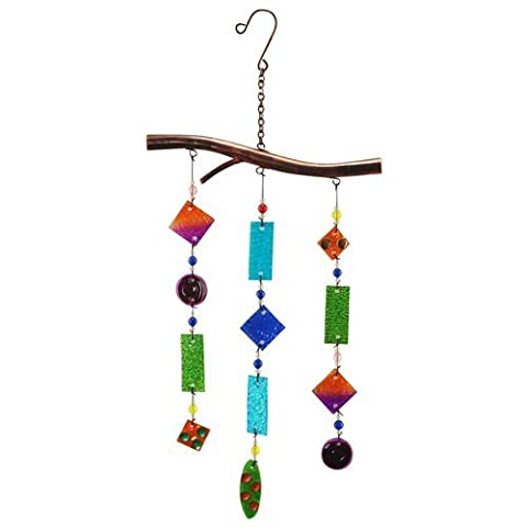 Art Deco Home - Decorative hanging Mobile with Crystals 50
