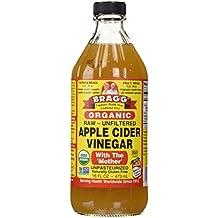 Bragg - Vinaigre de cidre organique d'Apple avec la mère - 16 once.