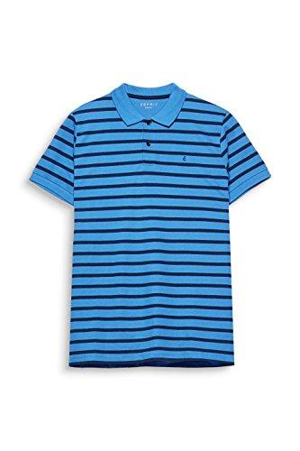 ESPRIT Herren Poloshirt Blau (Blue 430)
