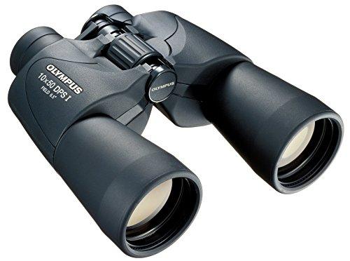 Olympus 10x50 DPS-I - Prismáticos, Zoom óptico 10x, Color Negro