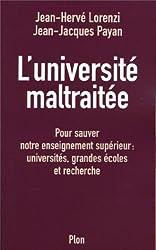 L'Université maltraitée