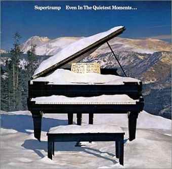 Supertramp - Even In The Quietest Moments... - A&M Records - AMLK 64634