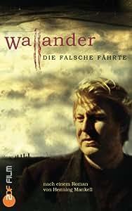 Wallander - Die falsche Fährte [VHS]