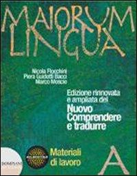 Maiorum lingua. Materiali A. Con repertori lessicali-Officina digitale. Per le Scuole superiori. Con espansione online: 1
