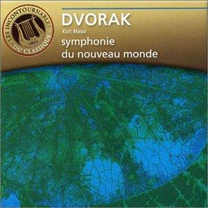 DVORAK - Symphonie du nouveau monde