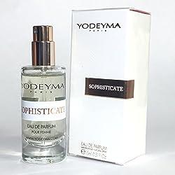 Yodeyma Sophisticate woman eau de parfum 15 ml