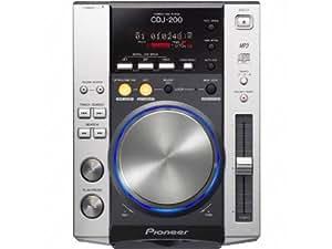 Pioneer CDJ 200 Lecteur CD Salon