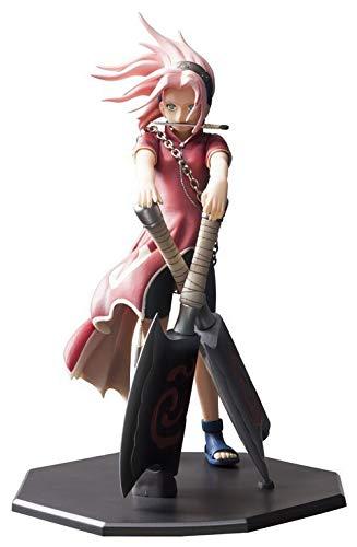 D.P.F.C Figura Naruto Shippuden Haruno Sakura Anime Figura de acción