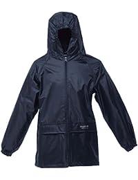 Regatta Stormbreak children's waterproof jacket.