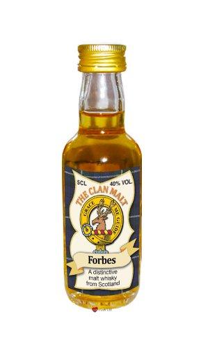 forbes-clan-whisky-sammelobjekt-miniature-bottle
