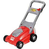Wader Quality Toys e.K.75400Lawnmower, red / silver