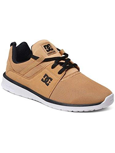 Dc Shoes Heathrow Zapatillas De Caña Baja Camel