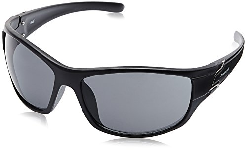 Fastrack UV Protected Sport Men's Sunglasses - (P382BK1|68|Black Color) image